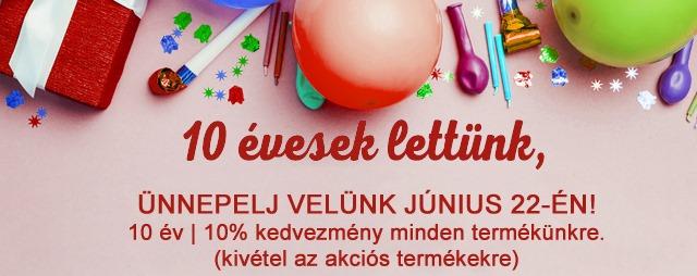 Hobbi Áruház születésnapi program, és más szorakozási lehetőségek Június 22-én Cegléden. az áruházunkban.